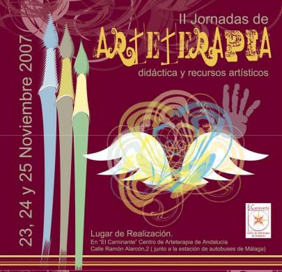 II Jornadas de Arteterapia Gestalt de Andalucía