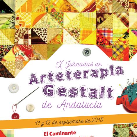 X Jornadas de Arteterapia Gestalt de Andalucía