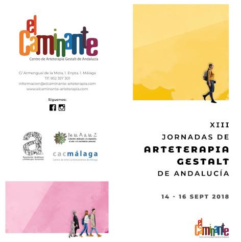 XIII Jornadas de Arteterapia Gestalt de Andalucía